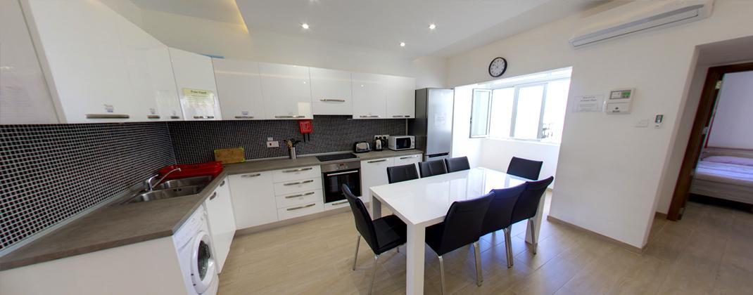Komfortní školní apartmány s vlastní kuchyní
