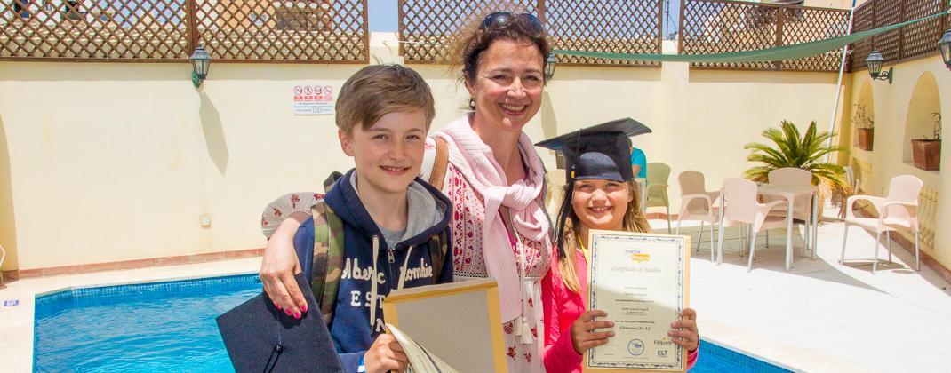 Certifikáty z rodinných programů