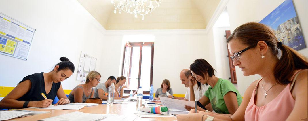 Jazyková škola na Maltě