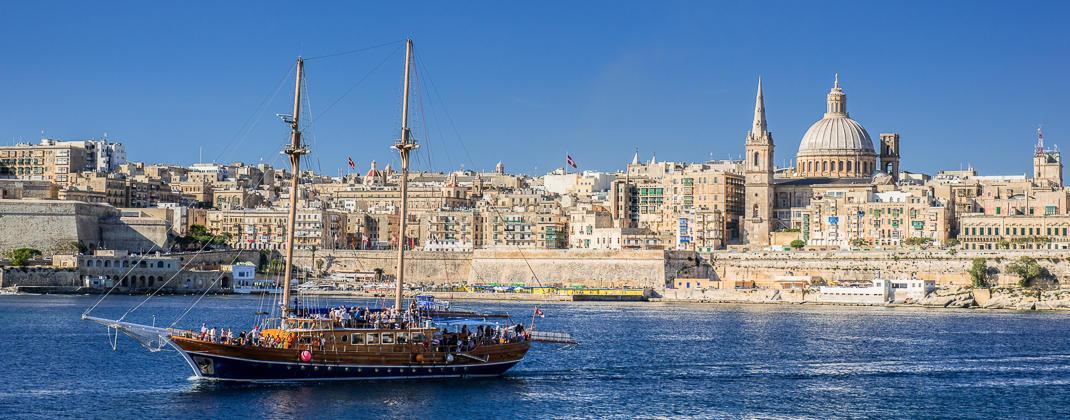 Objev Vallettu