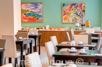 Restaurant hotelu Argento