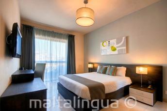 Hotel argent pokoj, Malta