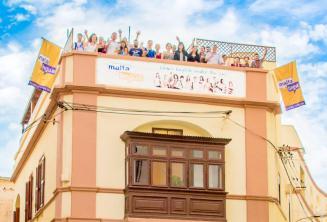 Jazyková škola angličtiny v St Julians, Malta