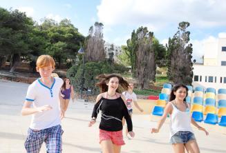 Sportovní aktivity jazykové školy na Maltě