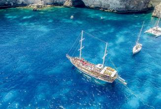 Školní výlet do Crystal Bay, Malta