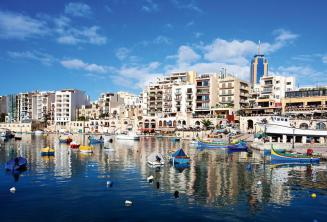 Foto Spinola Bay, St Julians